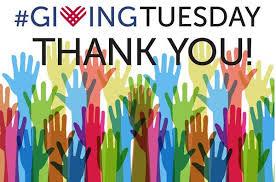 #GivingTuesday - Thank you!
